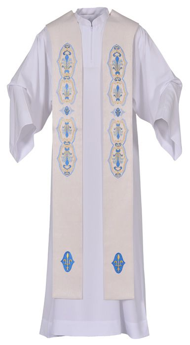 Mater Dei Priestly Stole ES644