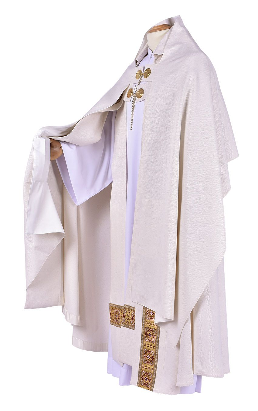 Parish Shoulder Veil VO262