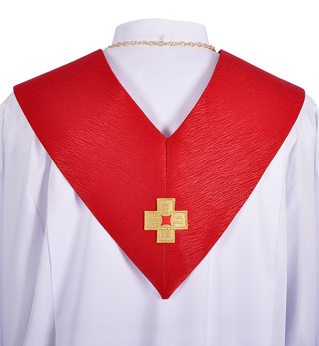 Pentecost Priestly Stole ES251