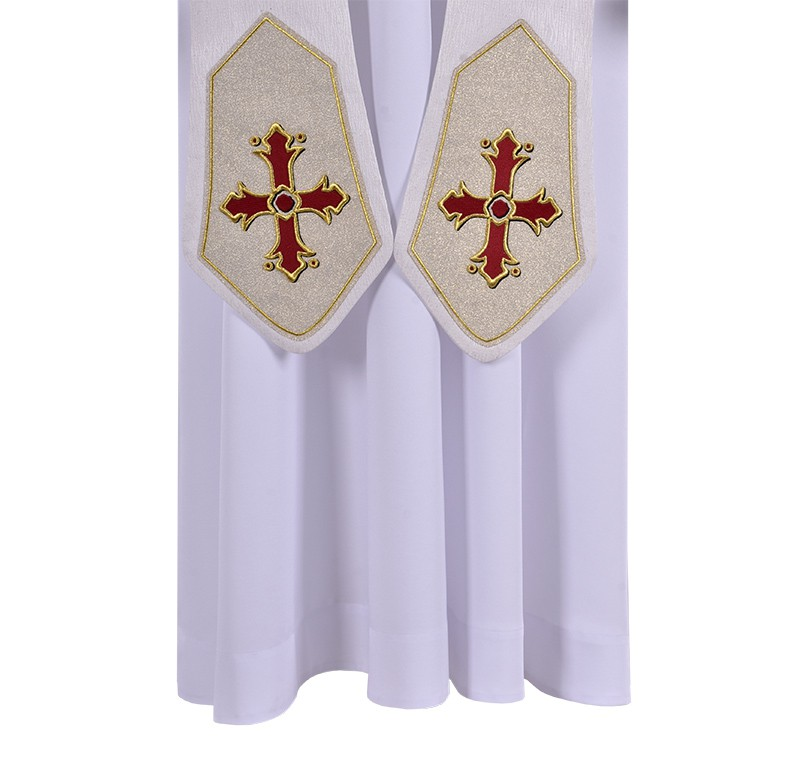 Pontifical Priestly Stole ES256