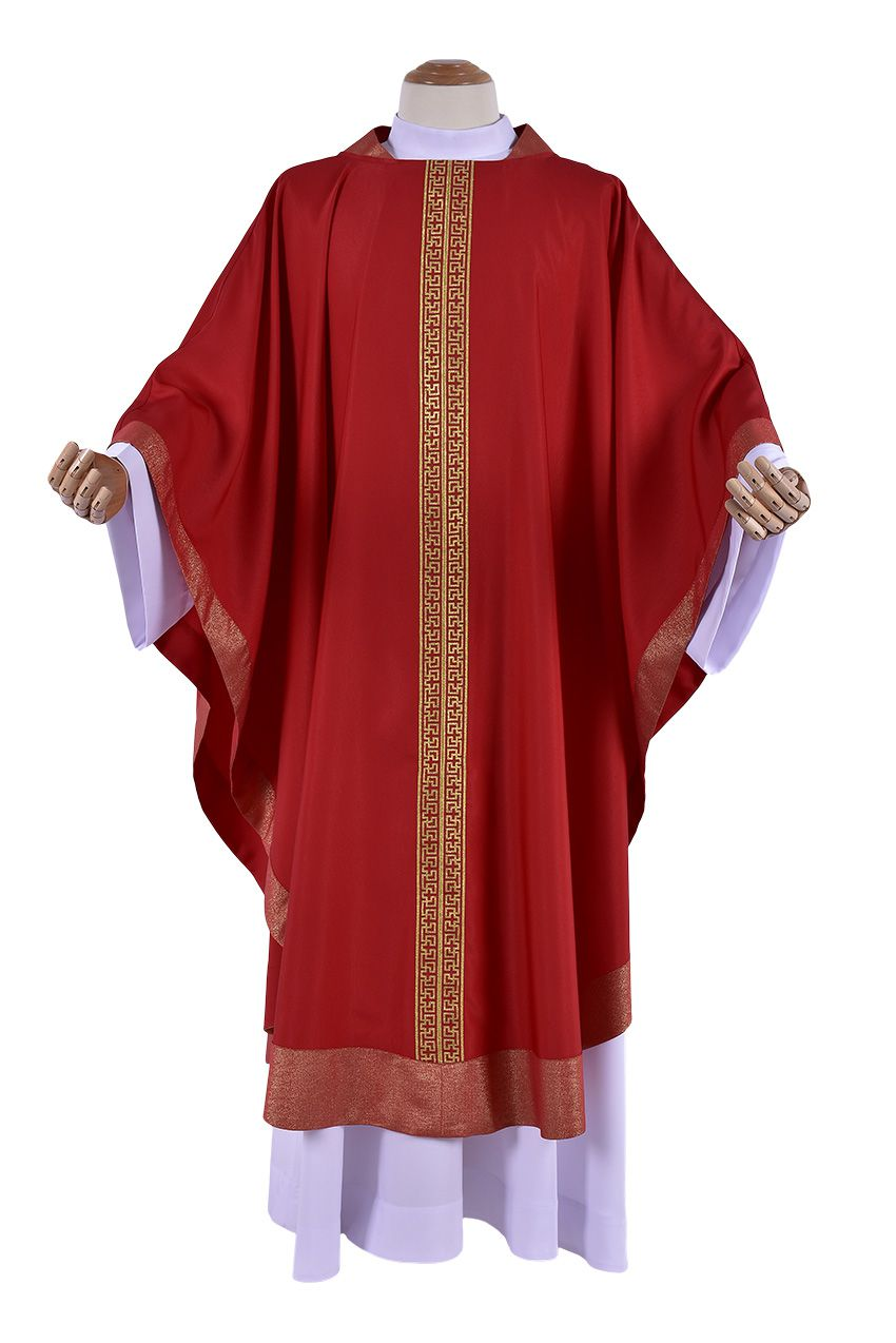 Presbiterial Chasuble CS101