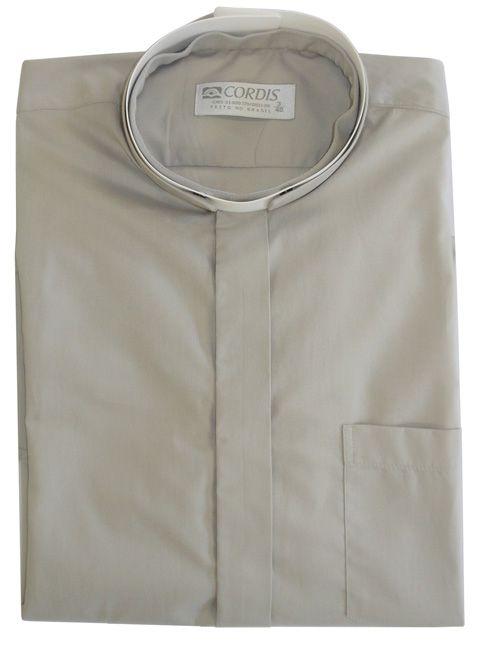 Roman Clerical Shirt Long Sleeve