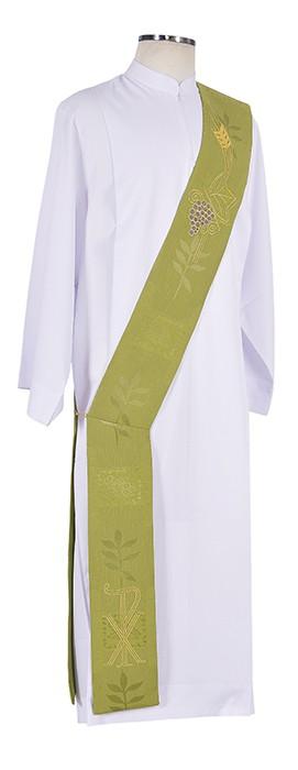 Raiz de Jessé Diaconal Stole  ED447