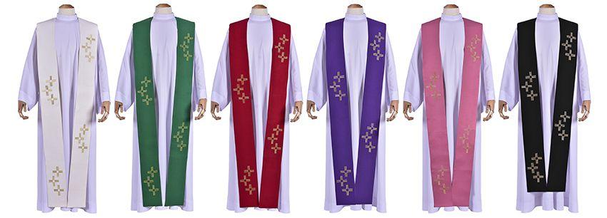 San Paulo da Cruz Priestly Stole ES440