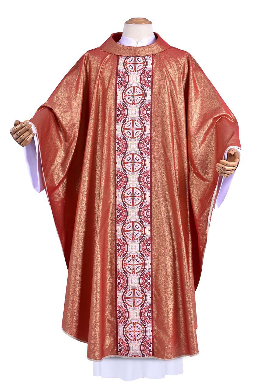 Saint Pio X Chasuble CS087