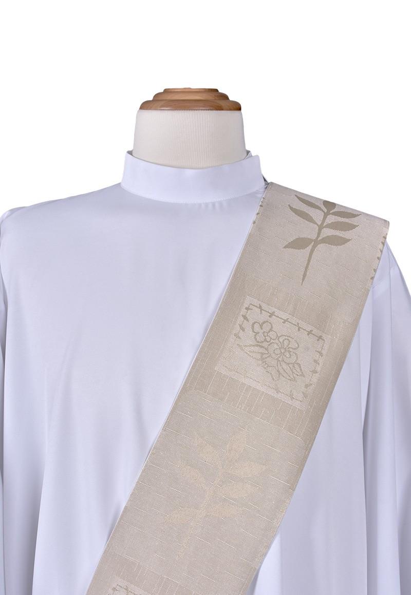 Santa Maria Diaconal Stole Asperges Cope ED904