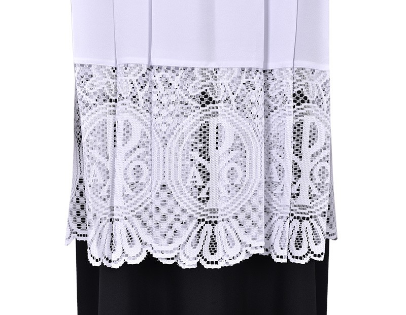 Surplice Liturgical Lace PX 30 cm SO045