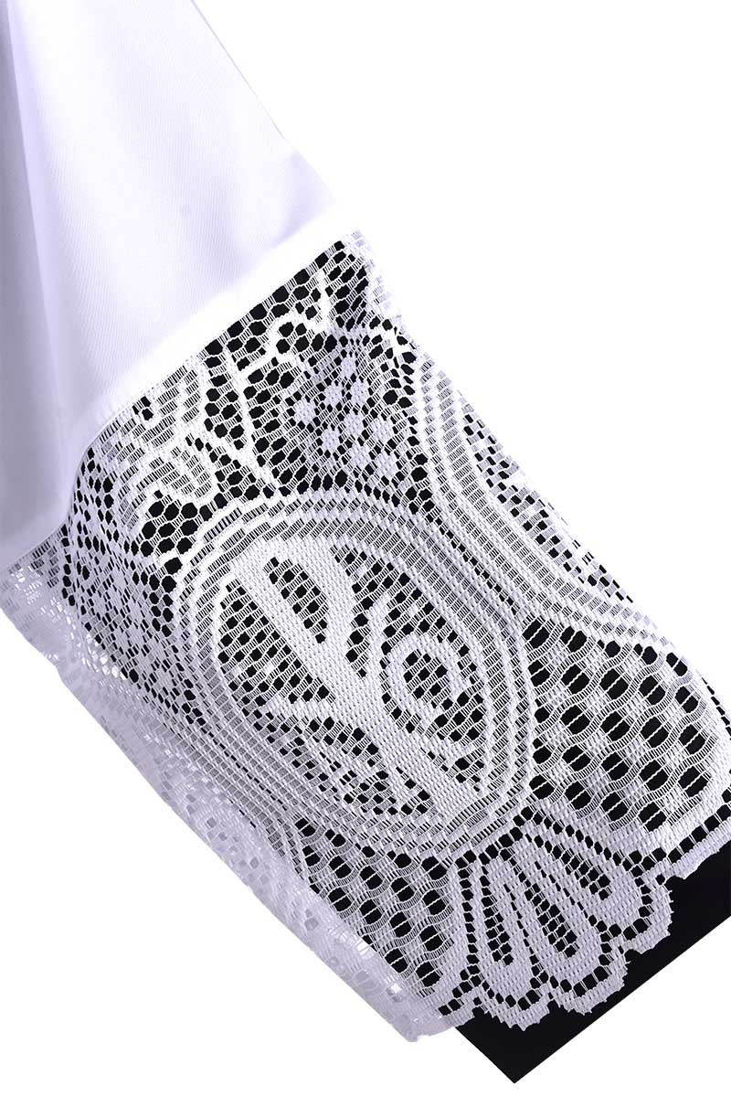 Surplice Liturgical Lace PX 60 cm SO046