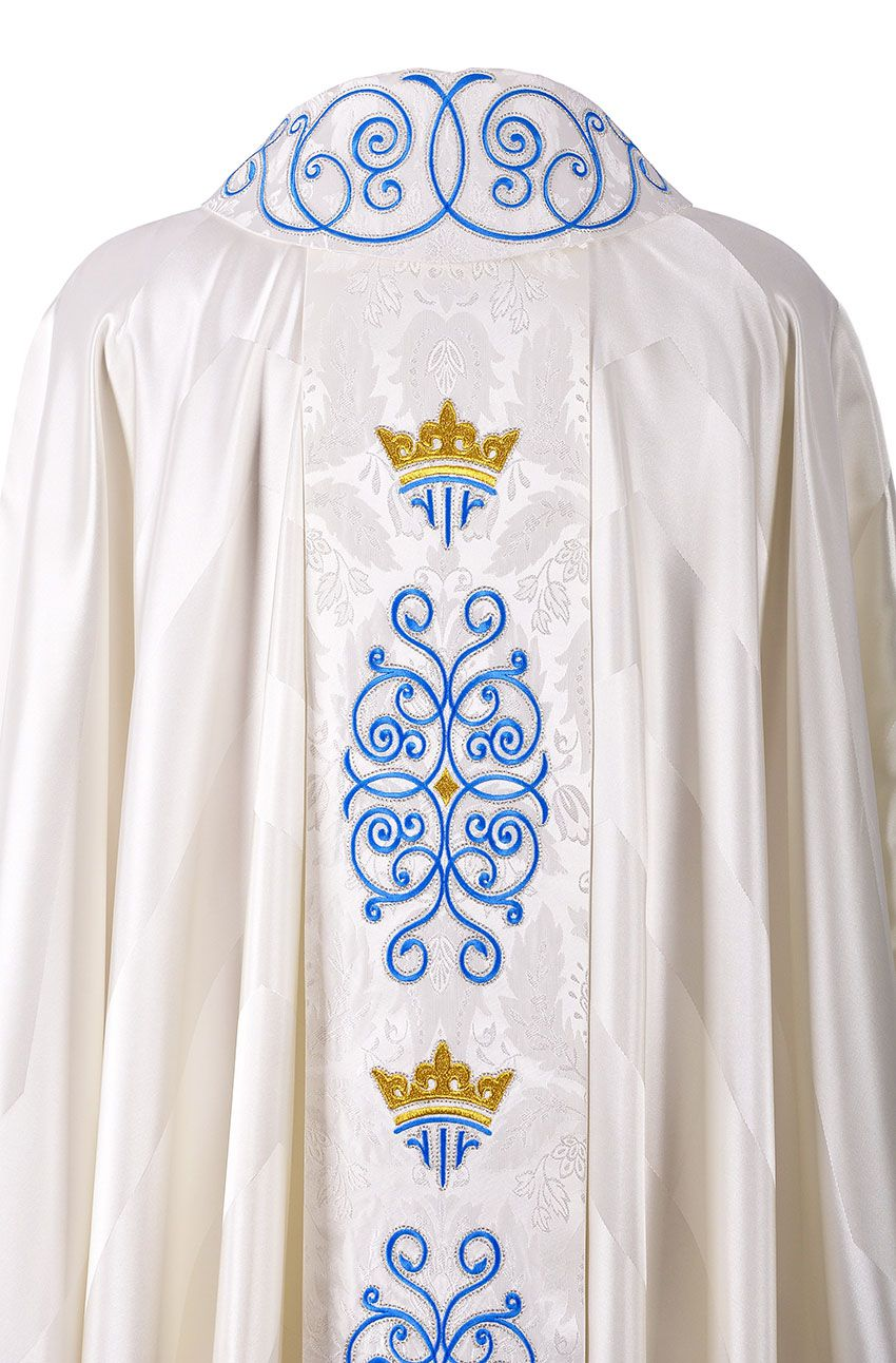 Virgo Maria Chasuble CS090
