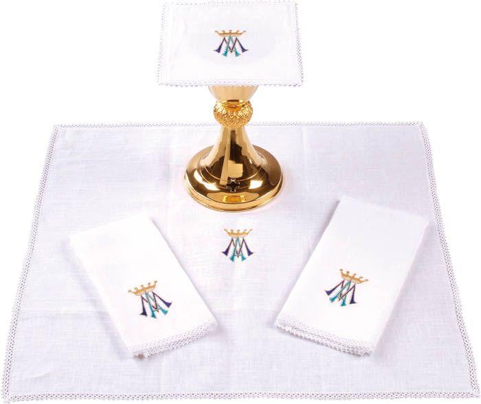 Conjunto de Altar 083 - Algodão