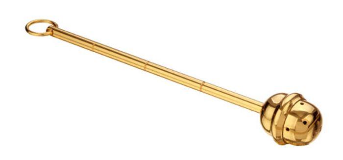 Aspersório Dourado 16 16cm