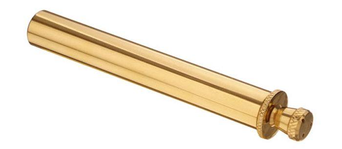 Aspersório Dourado 19 15cm