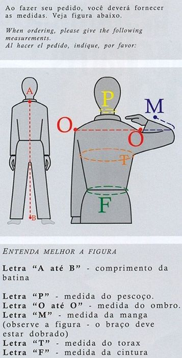 Batina com amito, faixa e mozeta (OXFORD)