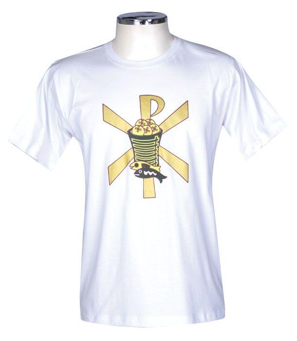 Camisa Eucaristia Adulto S020