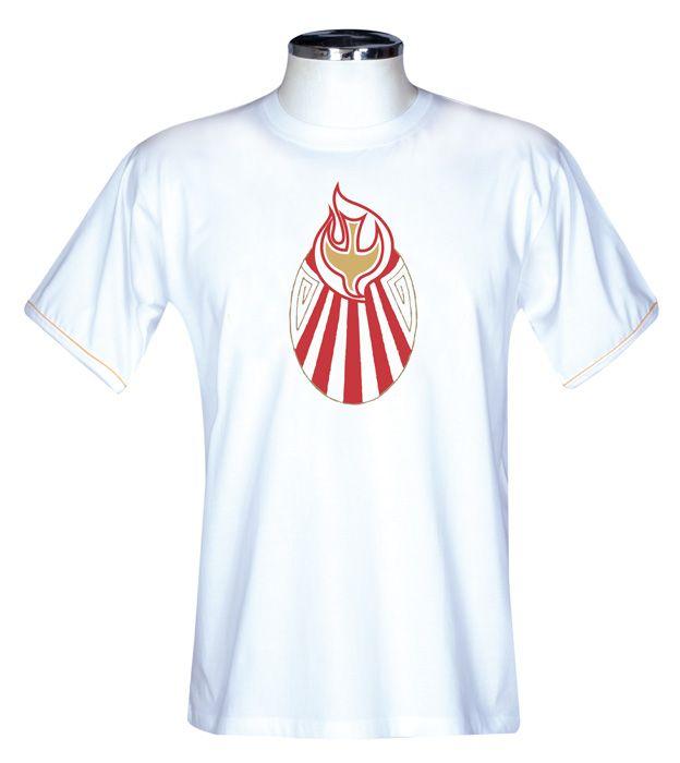 Camisa Crisma Branca S055