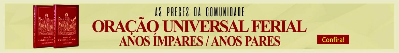 Oração universal As preces da comunidade