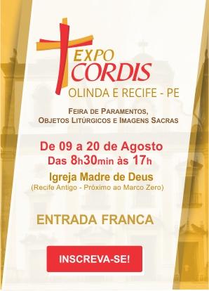 ExpoCordis Olinda e Recife 2018