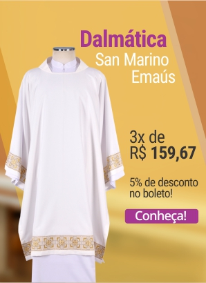 Dalmática San Marino Emaús