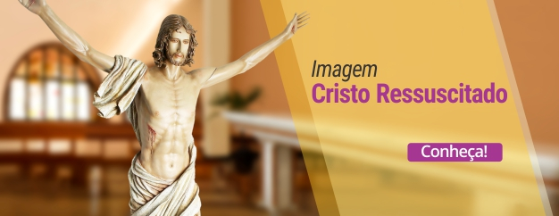 Imagem Cristo Ressuscitado
