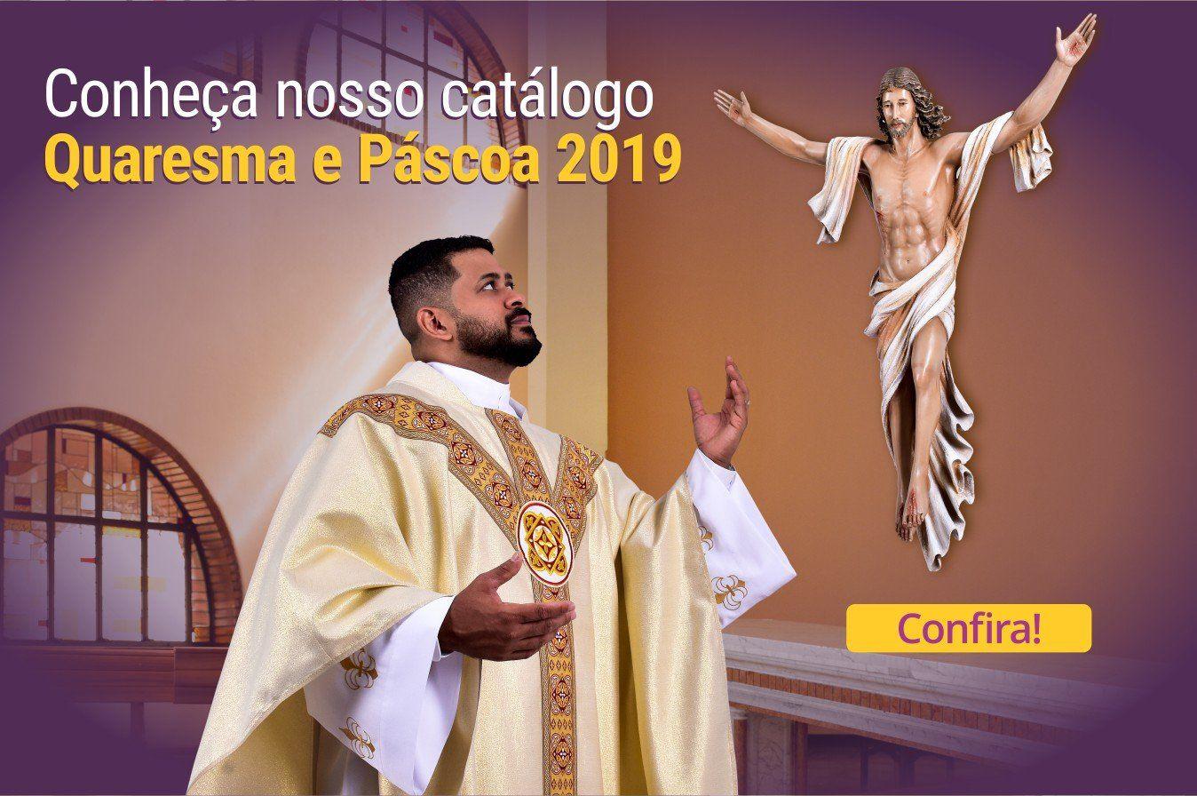 catálogo quaresma e páscoa cordis 2019