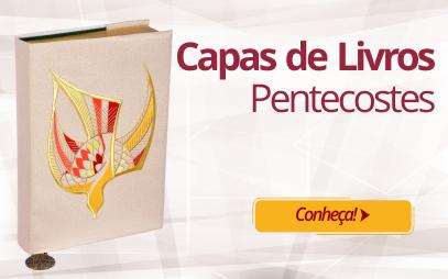 Capas de Livros Pentecostes
