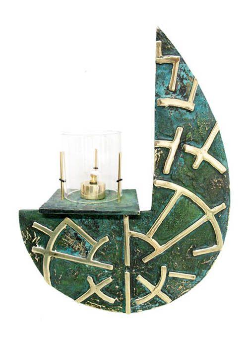Lâmpada Santíssimo 651 Labirinto Frontal