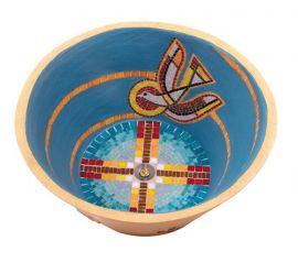 Pia Batismal Mosaico Espírito 4183