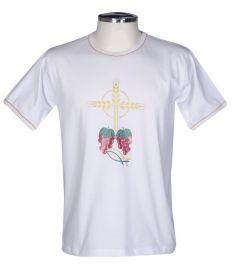 Camisa Eucaristia Adulto S066