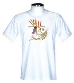 Camisa Eucaristia Adulto S065