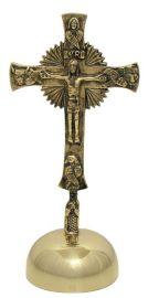 Crucifixo de Mesa Catecumenato 17,5cm 317