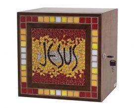 Sacrário Mosaico Jesus 4170