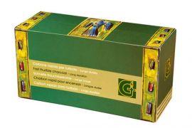 Carvão italiano (caixa com 90 pastilhas)