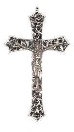 Crucifixo de Parede Metal 31cm 319