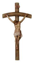 Crucifixo de Parede Fibra 190cm