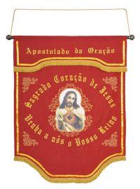 Estandarte Sagrado Coração de Jesus