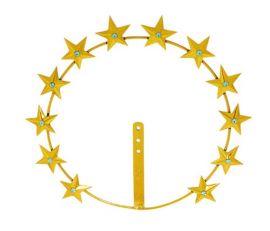 Auréola com Estrela A120 20,5cm