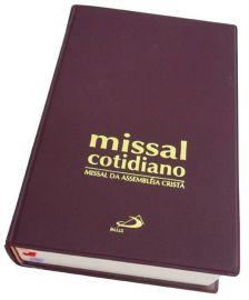 Missal Cotidiano Encadernado
