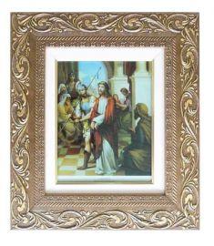 Via-Sacra 15 quadros 30 x 40cm