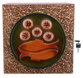 Sacrário Mesa Pão e Peixe 14