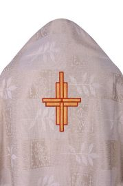 Véu de Ombros Jerusalém VO551