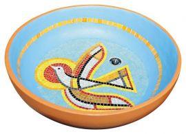 Pia Batismal Mosaico Espírito Santo 4181