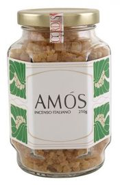 Incenso Amós 210g