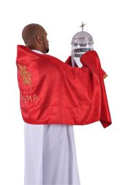 Véu de Ombros Missa do Crisma VO151