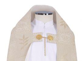Véu de Ombros Santa Maria VO154