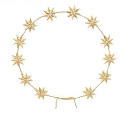 Auréola com Estrelas GRA82 160 mm