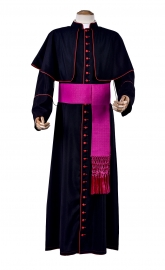 Batina Episcopal Lã Fria Italiana BT601