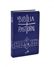 Bíblia Pastoral Média Capa Plástica