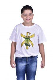 Camisa Eucaristia Infantil S020