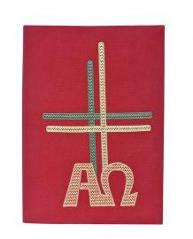 Capa Evangeliário Alfa Ômega CE093
