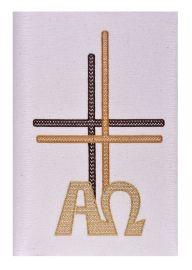 Capa de Evangeliário Alfa Ômega CE302